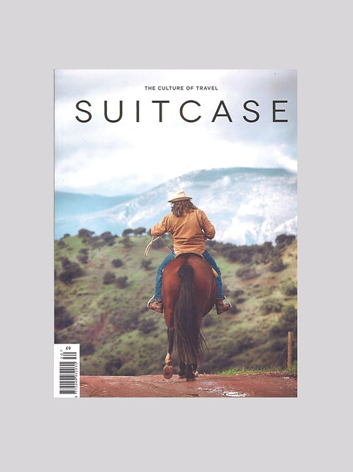 revista suitcase | edição 30