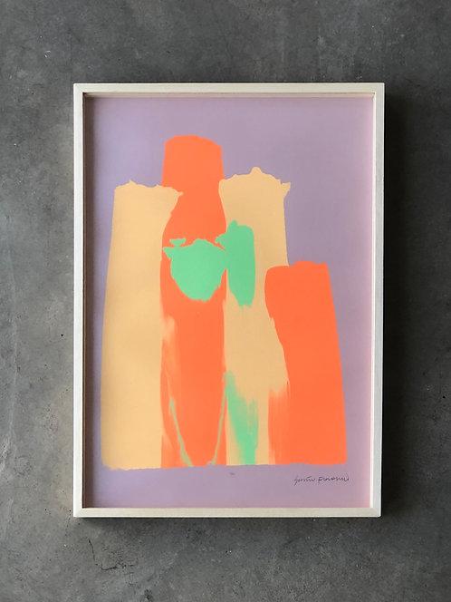 pintura serigrafia I • gustavo francesconi