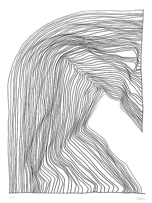 linhas 24 • glauber sampaio   com moldura