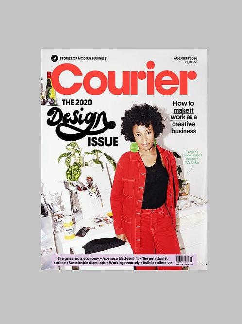 revista courier | edição 36