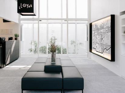 Singapura: Lloyd's Inn
