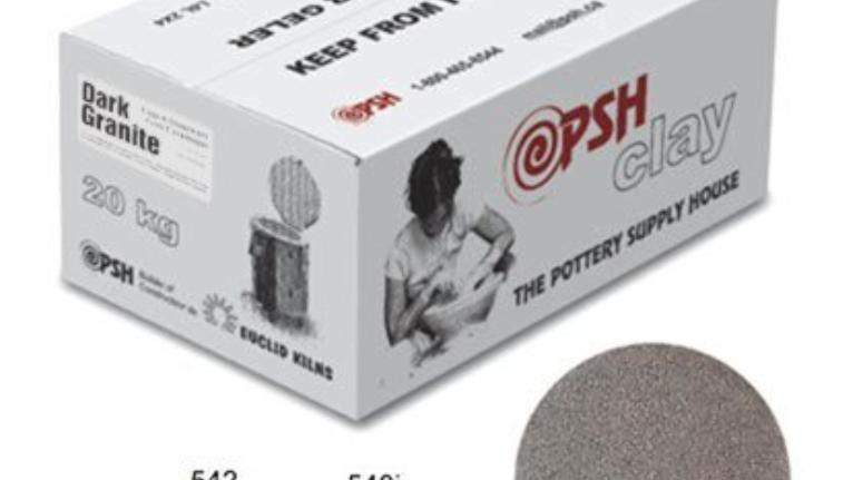 Sac d'argile PSH Dark Granite