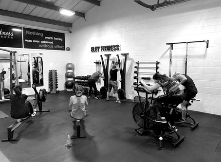 Welcome to the Eley Fitness Blog