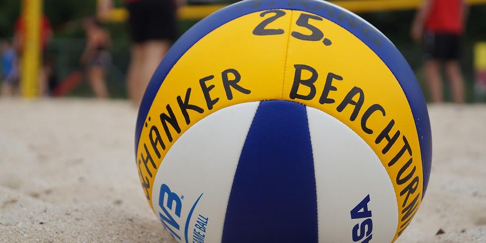 Beachvolley-Turnier 26. Ausgabe