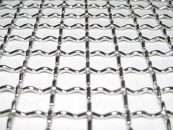 Woven Crimped Mesh