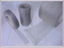 Knit mesh