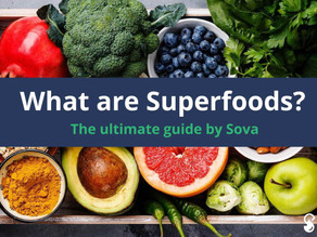What are superfoods? The ultimate guide