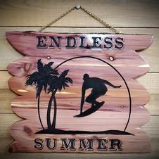 Endless Summer Sign
