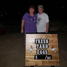"""Double Sided """"A"""" Frame Sign"""