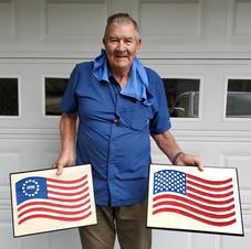 Patriotic Flags