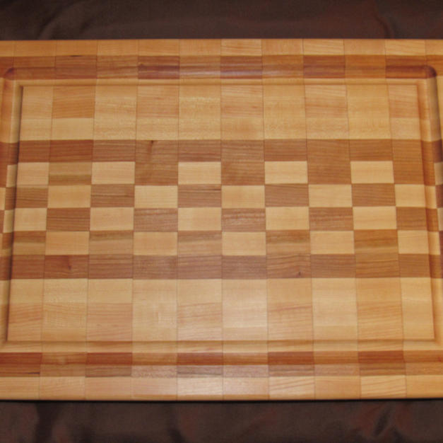 Checkerboard Cutting Board
