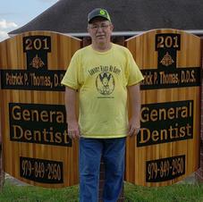 Dr Patrick Thomas, DDS