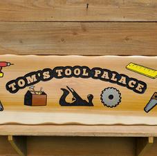 Tom's Tool Palace