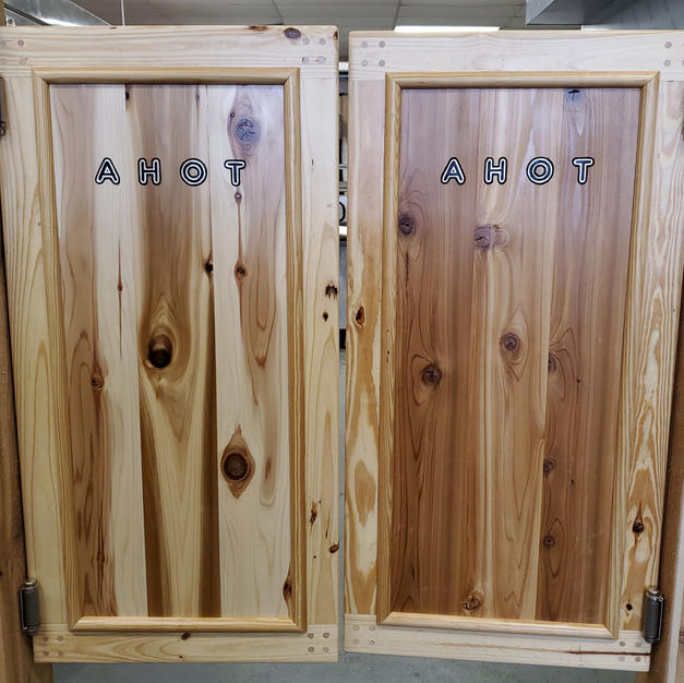 AHOT Swinging Doors