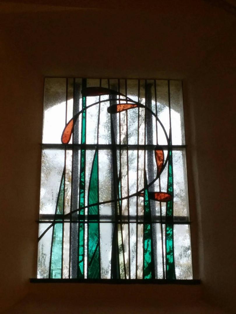 La Création du Monde / La Terre - 2019 - Chapelle St Julien - St Julien-Maumont (19)