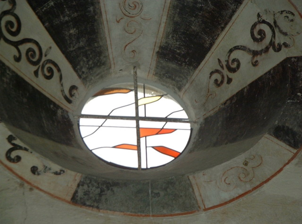 Méditation - 2003 - église - Gourdon-Murat