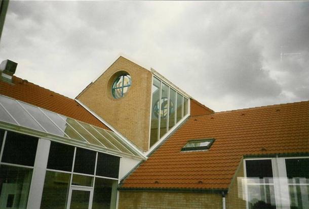 Spirales en mouvement - 1986 - Collège René Cassin - Lillers (62)