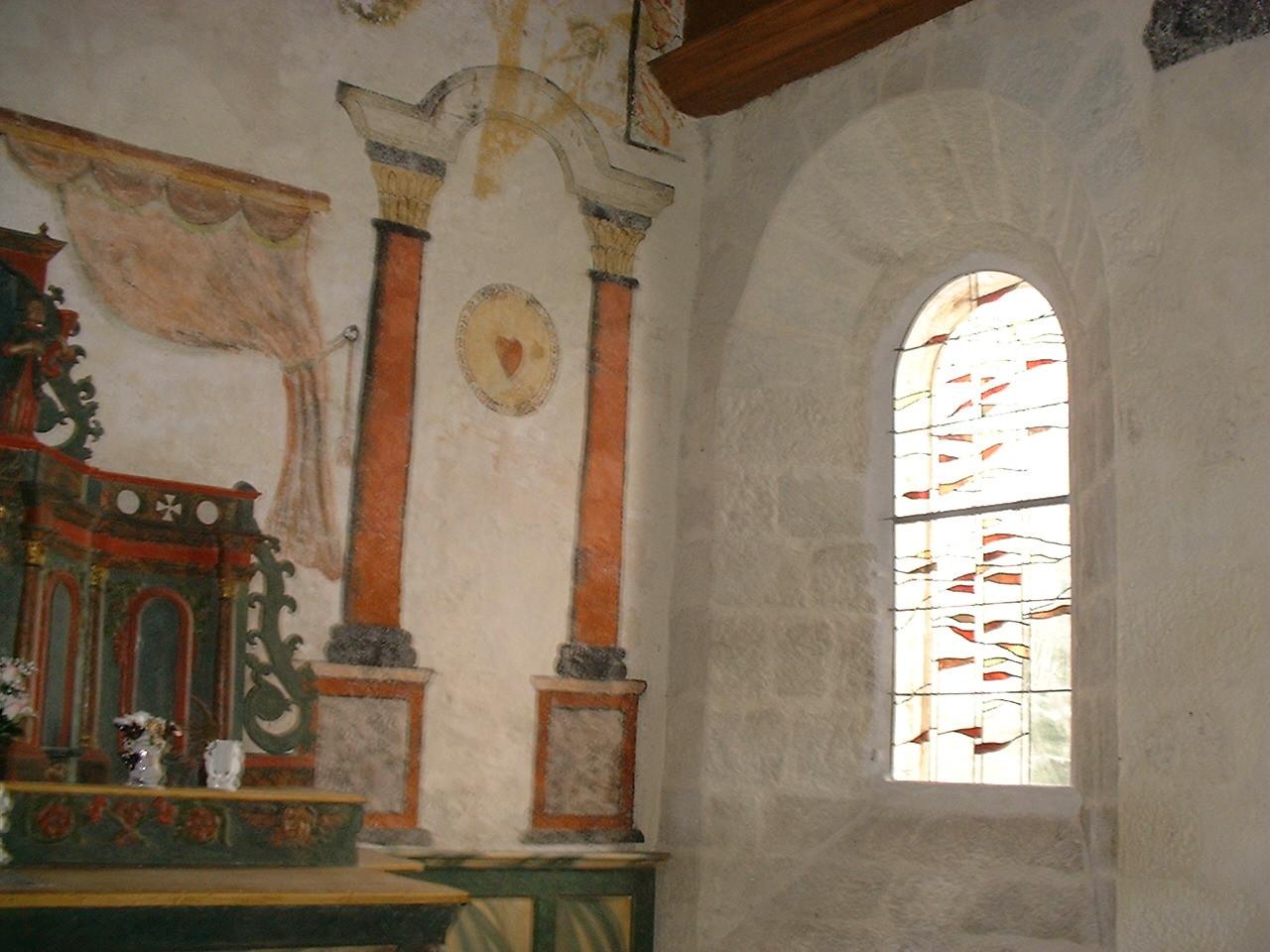 Méditation - 2003 - Eglise de Gourdon-Murat (19)