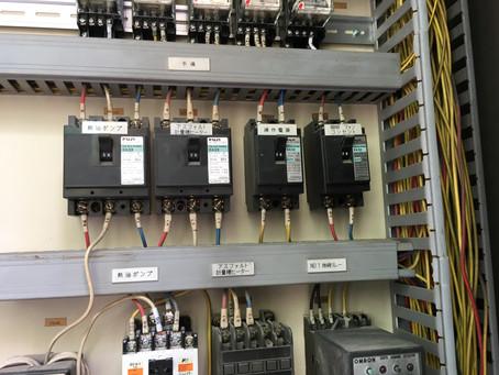 配線用遮断器の交換