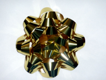 My Wrap® Bow - Gold