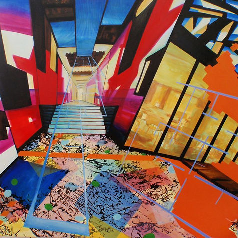 art, life, now, painting, bianca trevino, contemporary art, mexico, bianca patricia trevino, monterrey, color, modern art, contemporary artist,  thegroomednomad, usa, uniontown, bianca, mexico,