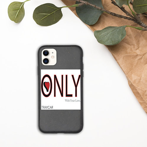 Only Biodegradable phone case