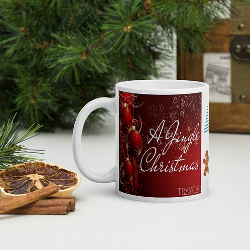 A Jingle Christmas Mug