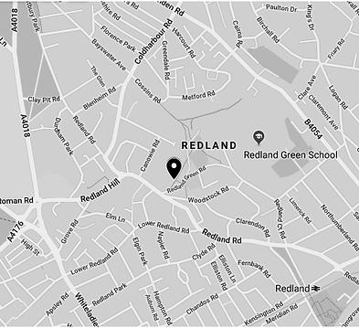 Tom Ashfold Pilates venue, Redland Parish Church Halls