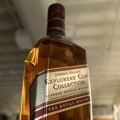 Johnnie Walker Explorer's Club Collection