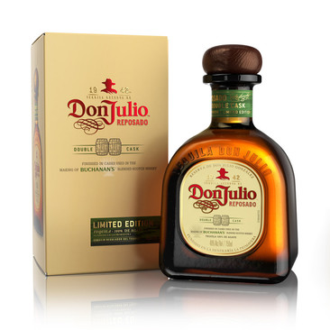 Don Julio Double Cask Limited edition