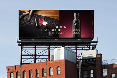 Ciroc BlackRasberry Campaign