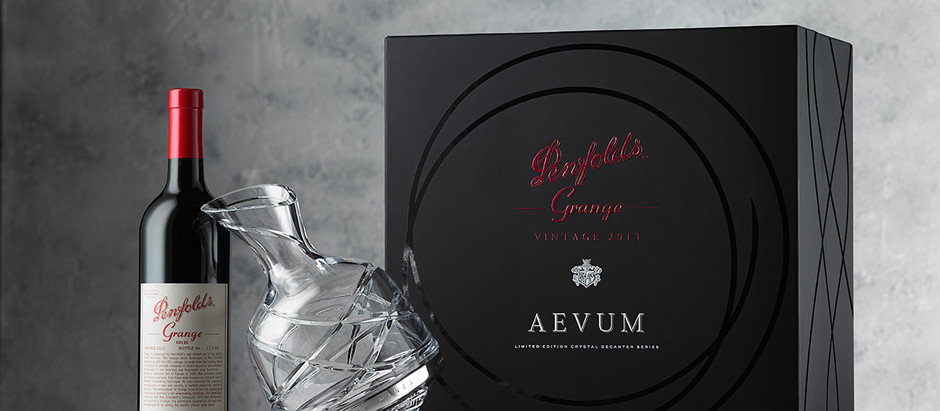 Release of the 2013 Grange Aevum Limited Edition Decanter Series