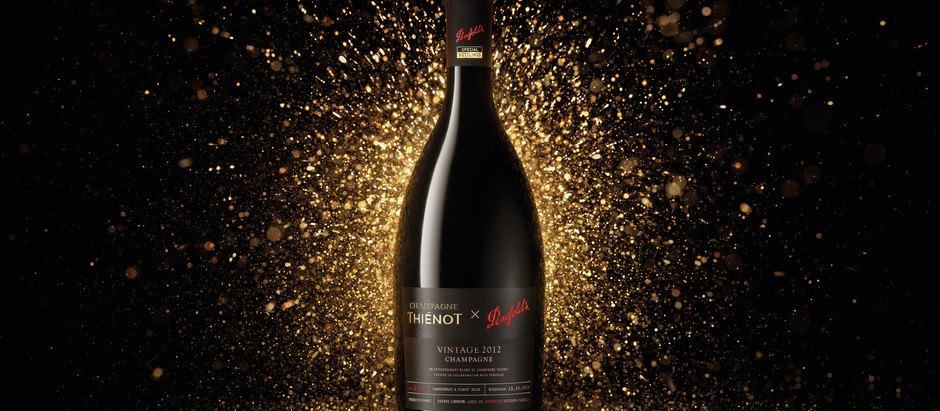 Thiénot X Penfolds Collaboration