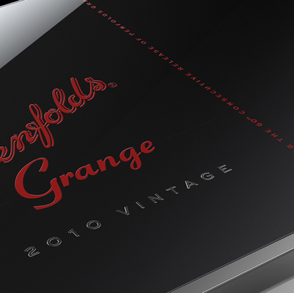Penfolds Grange 50th Anniversary