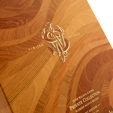 Johnnie Walker Private Collection Mastery of Oak
