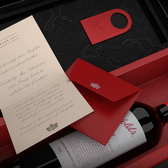 Penfolds: Gifting suite, APac, 2017: