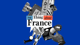 The Thing about France