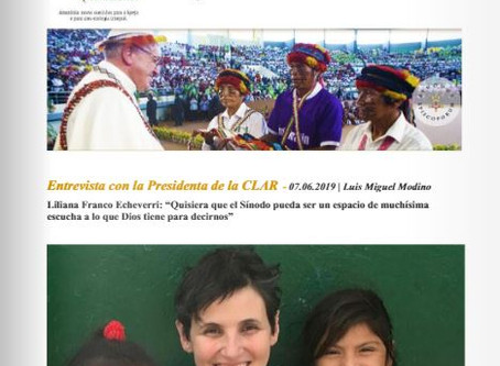 Tous unis au Synode pour l'Amazonie