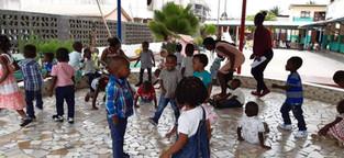 Les petits et le primaire font leur rentrée scolaire dans la joie! Port-Gentil / Gabon - 15 et 30 septembre 2019
