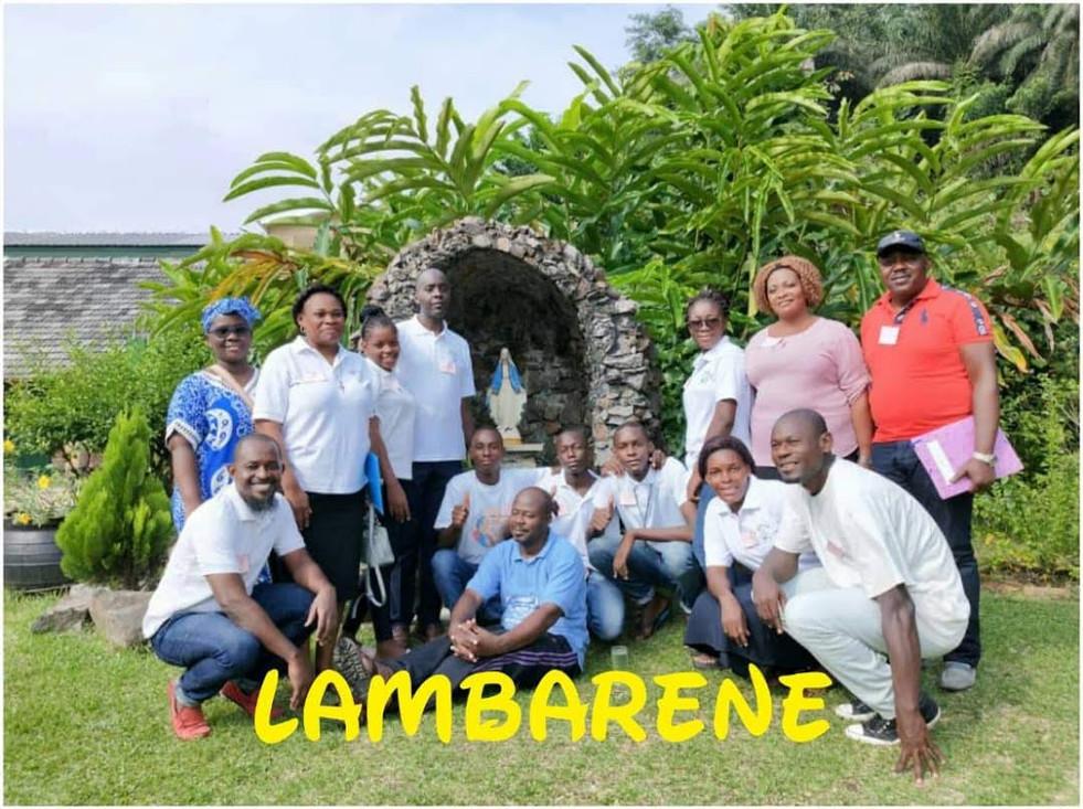 Le Laïc du Gabon à la rencontre du charisme et de la spiritualité des Sœurs de l'Immaculée Conception