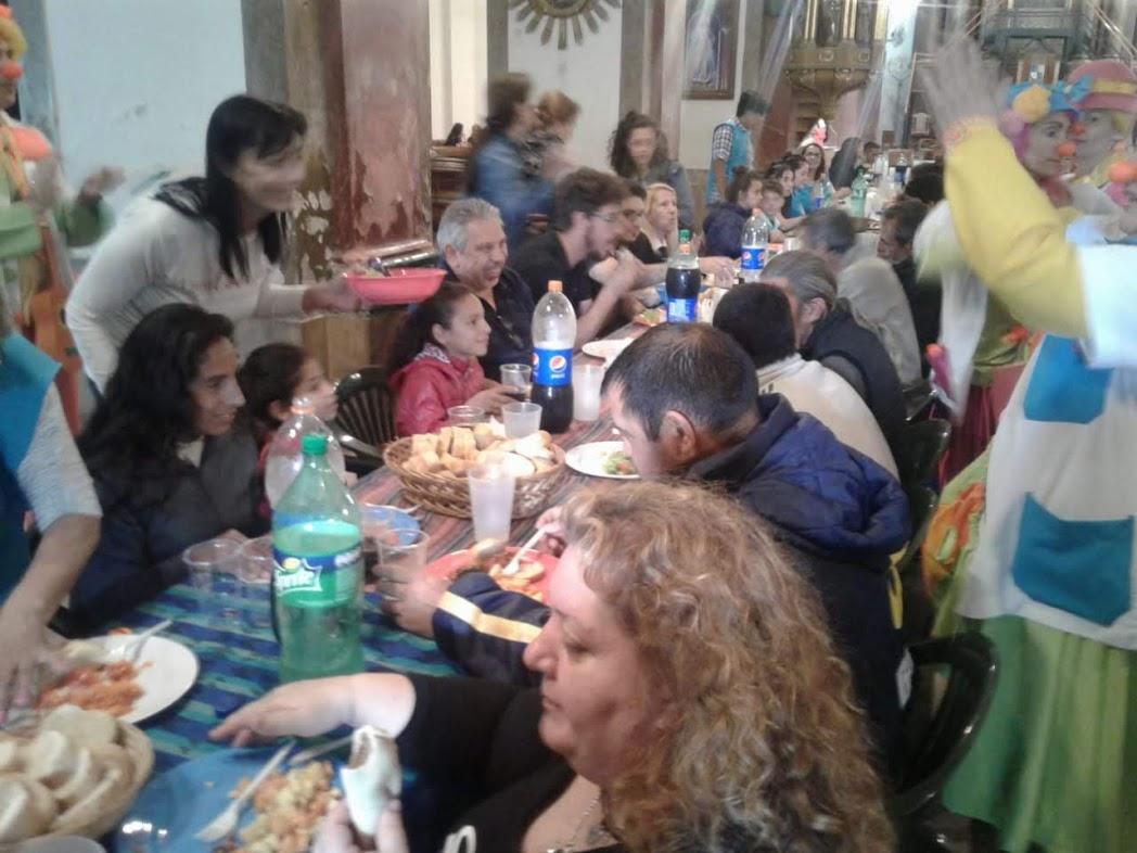 Journée des pauvres: Argentina