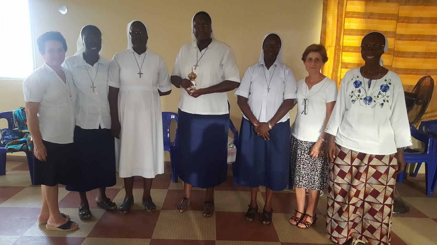 Equipes général et provinciale Sénégal