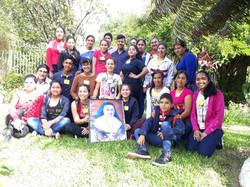 Encuentro vocacional de jovenes - Paragu