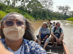 Mission de Soeur Joaninha en Amazonie