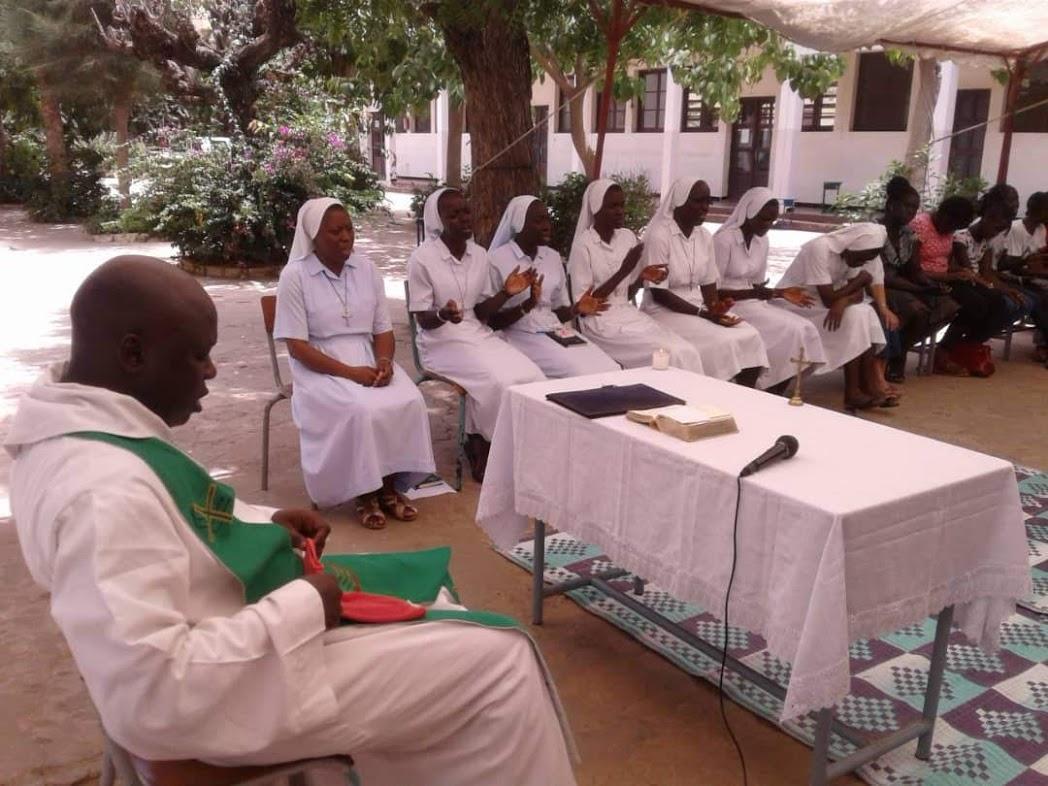 Moments de réflexion au Sénégal