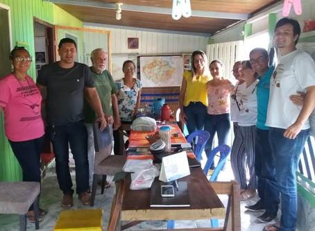 Missão Azul na Amazônia