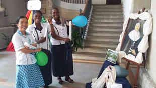 Rencontre internationale des Jeunes Sœurs de la Congrégation - Castres septembre 2019
