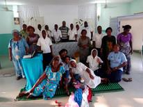 Social Pastoral Meeting - Africa August 2019