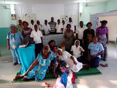 Rencontre Pastorale Sociale - Afrique août 2019