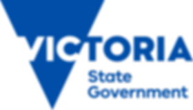 Victoria State Gov logo PMS 2945 rgb.png